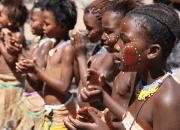 Tancujúci Afričania